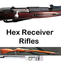 Hex Receiver Mosin Nagant Arsenal Refinished
